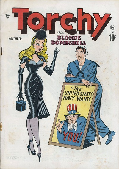 Torchy #1 – 6 (1949-1950)