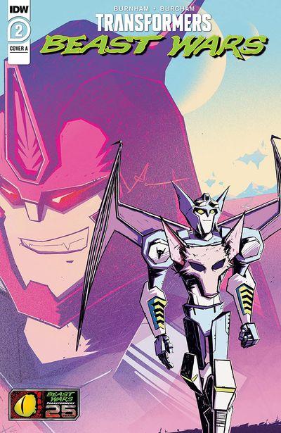 Transformers – Beast Wars #2 (2021)