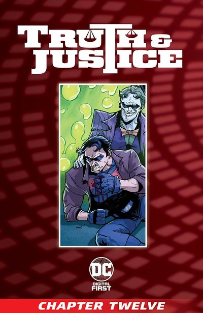 Truth and Justice #12 (2021)