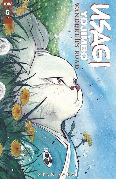 Usagi Yojimbo – Wanderer's Road #5 (2021)