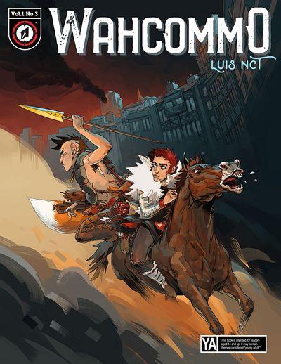 Wahcommo Vol. 1 #3 (2021)
