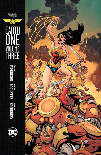 Wonder Woman – Earth One Vol. 3 (2021)