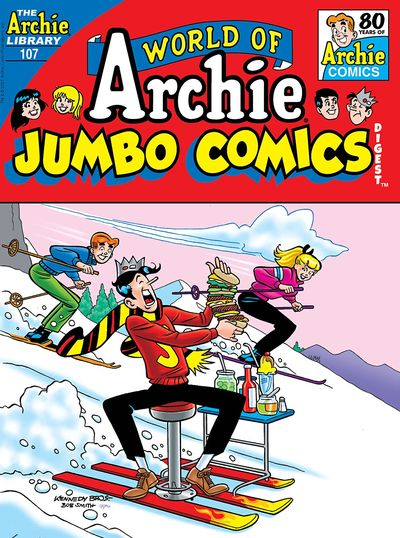 World of Archie Double Digest #107 (2021)