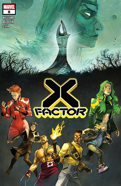 X-Factor #8 (2021)