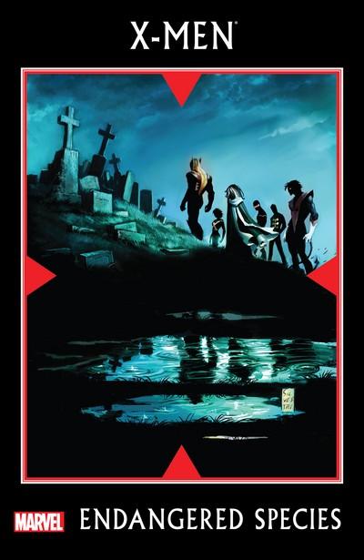 X-Men – Endangered Species (TPB) (2008)