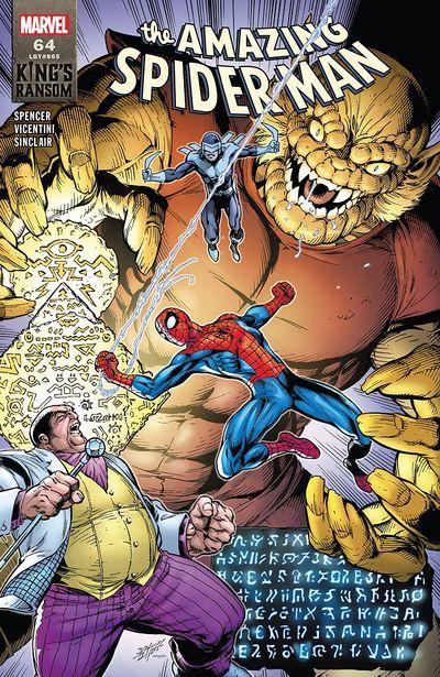 Amazing Spider-Man #64 (2021)