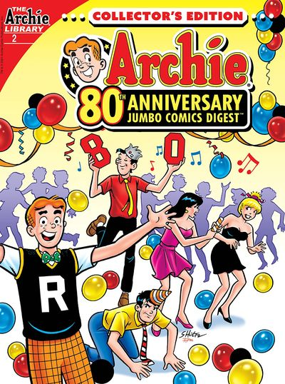 Archie 80th Anniversary Digest #2 (2021)