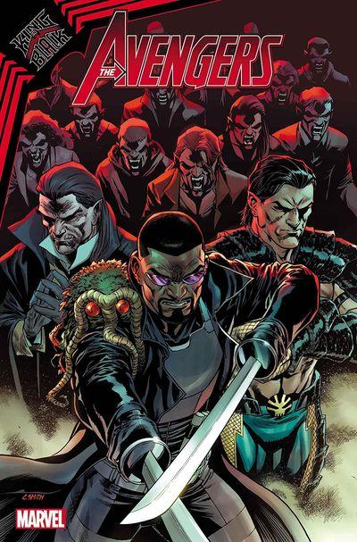 Avengers #45 (2021)