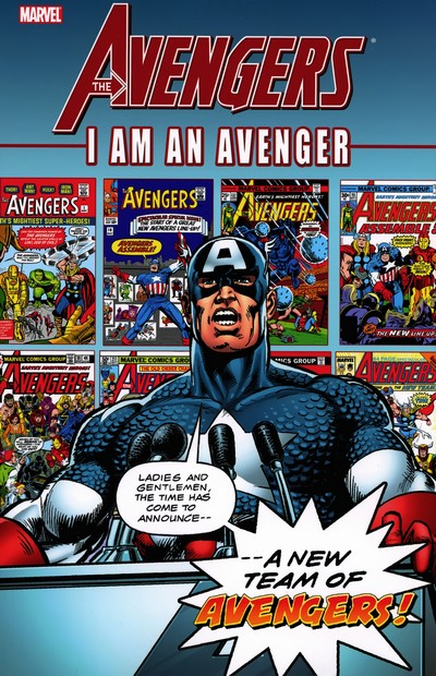 Avengers – I Am An Avenger (TPB) (2018)