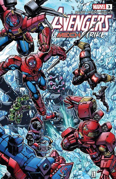 Avengers Mech Strike #3 (2021)