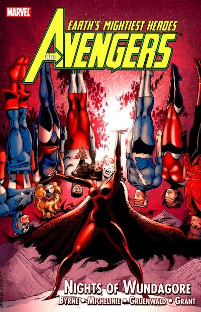 Avengers – Nights of Wundagore (TPB) (2015)