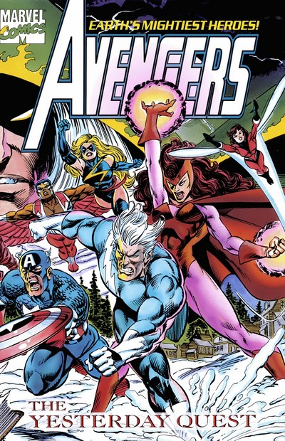 Avengers – The Yesterday Quest (TPB) (1994)
