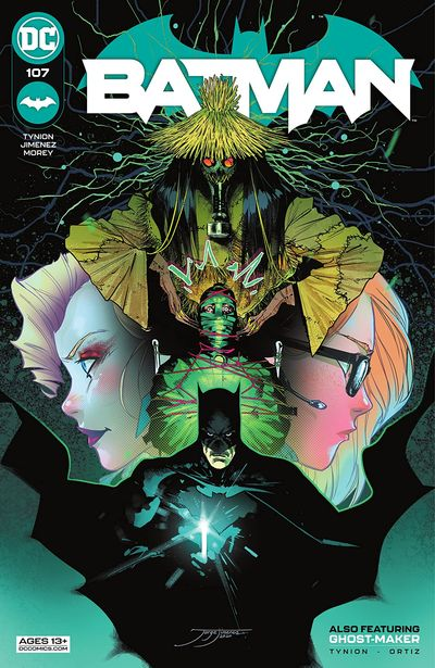Batman #107 (2021)