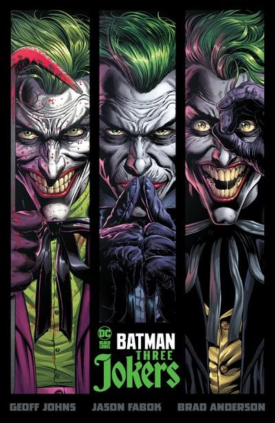 Batman – Three Jokers (TPB) (2020)