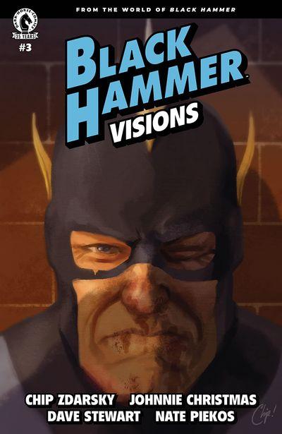 Black Hammer – Visions #3 (2021)