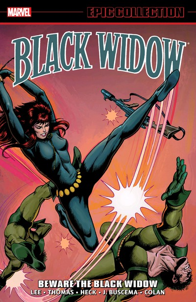 Black Widow Epic Collection Vol. 1 – Beware The Black Widow (2020)