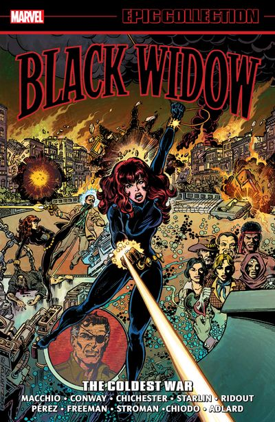 Black Widow Epic Collection Vol. 2 – The Coldest War (2020)