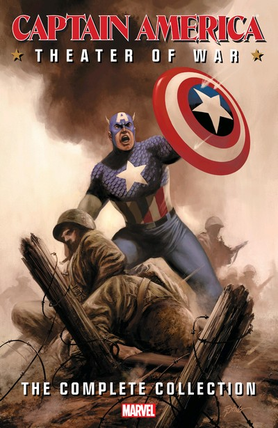Captain America – Theater Of War – The Complete Collection (2016)