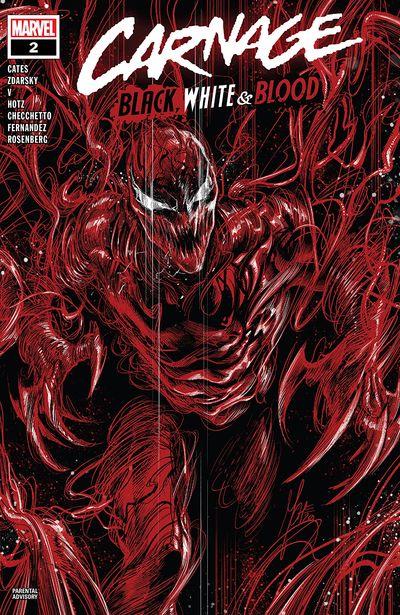 Carnage – Black, White & Blood #2 (2021)