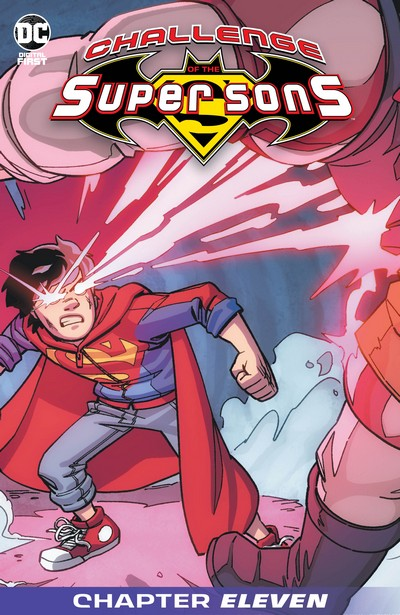 Challenge of the Super Sons #11 (2021)