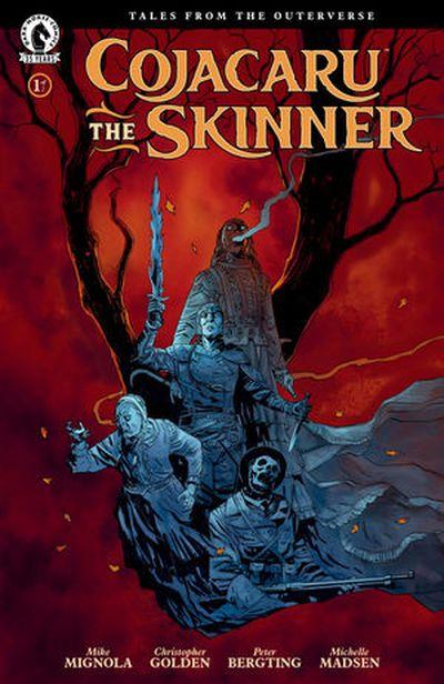 Cojacaru the Skinner #1 (2021)