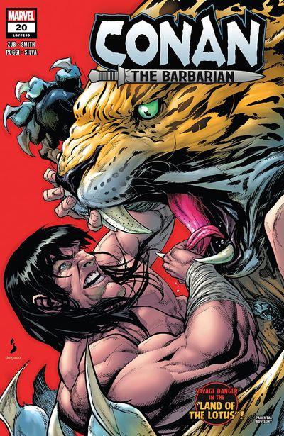 Conan The Barbarian #20 (2021)