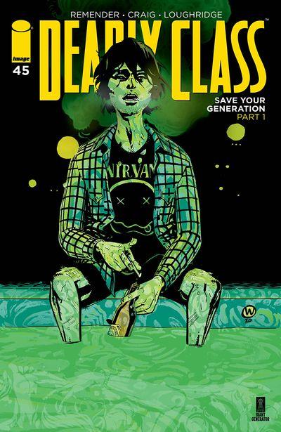 Deadly Class #45 (2021)
