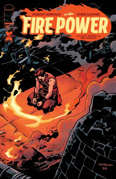 Fire Power #10 (2021)