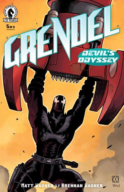 Grendel – Devil's Odyssey #5 (2021)