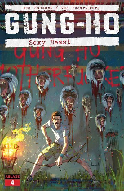 Gung-Ho – Sexy Beast #4 (2021)