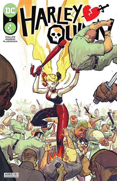 Harley Quinn #2 (2021)
