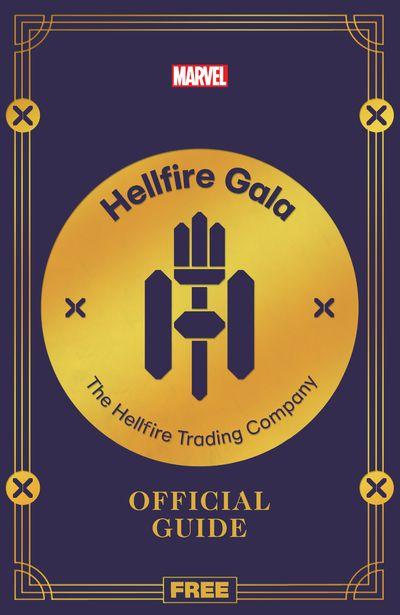 Hellfire Gala Guide #1 (2021)
