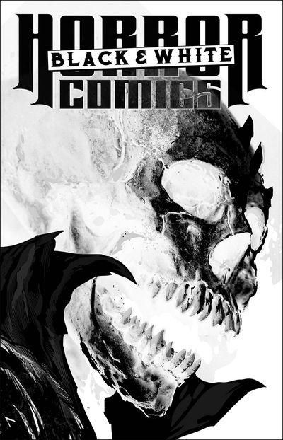 Horror Comics Black & White #1 – 2 (2021)