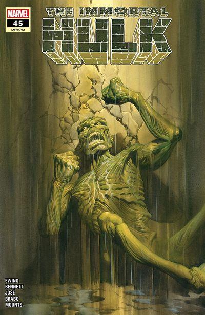 Immortal Hulk #45 (2021)