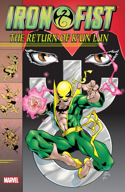 Iron Fist – The Return of K'un Lun (TPB) (2015)
