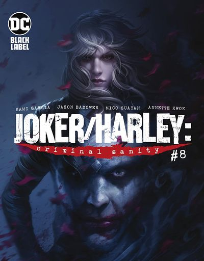 Joker – Harley – Criminal Sanity #8 (2021)