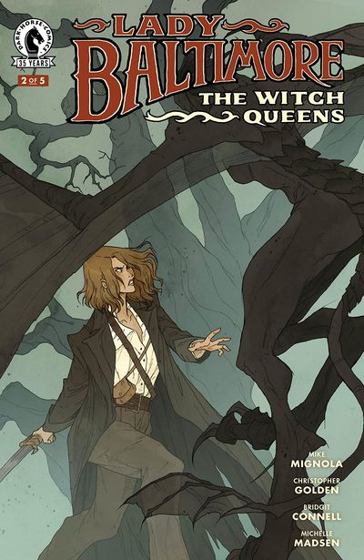 Lady Baltimore – The Witch Queens #2 (2021)