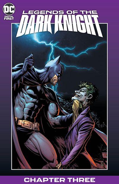 Legends of the Dark Knight #3 (2021)