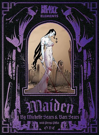 Maiden #1 (2021)