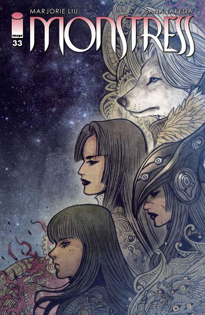 Monstress #33 (2021)
