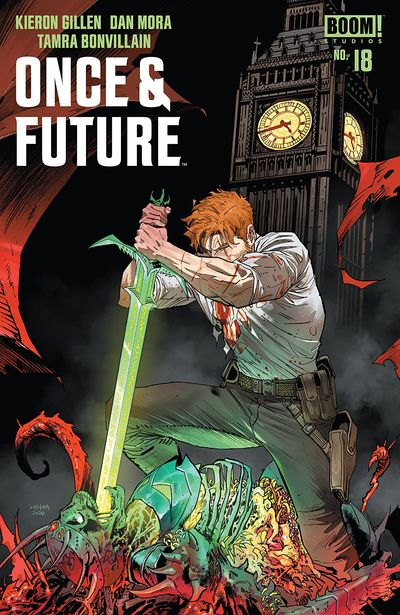Once and Future #18 (2021)