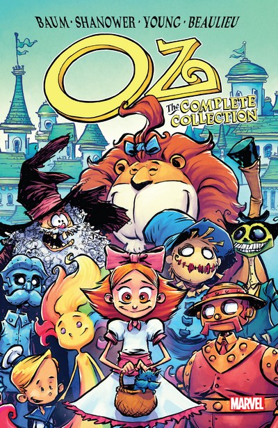 Oz – The Complete Collection – Road To-Emerald City (2020)