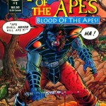 Planet of the Apes – Blood of the Apes #1 – 4 (1991-1992)