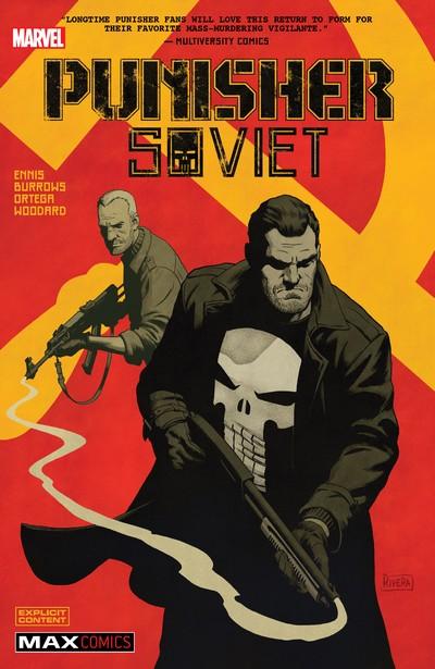 Punisher – Soviet (TPB) (2020)