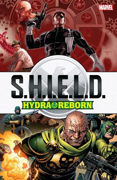 S.H.I.E.L.D. – Hydra Reborn (TPB) (2017)