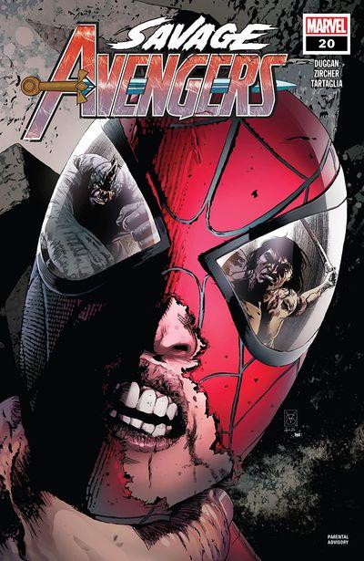 Savage Avengers #20 (2021)