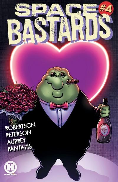 Space Bastards #4 (2021)