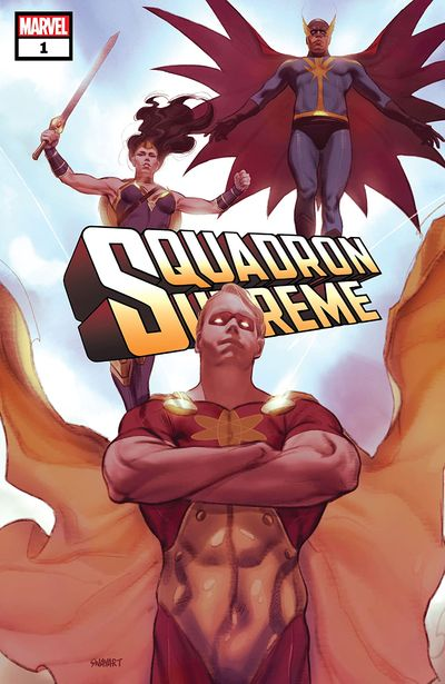 Squadron Supreme – Marvel Tales #1 (2021)