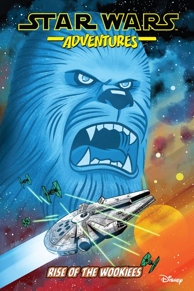 Star Wars Adventures Vol. 11 – Rise Of The Wookiees (TPB) (2021)