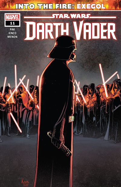 Star Wars – Darth Vader #11 (2021)